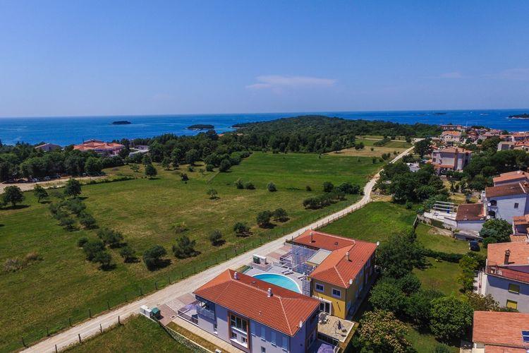 Appartement Kroatië, Istrie, Funtana Appartement HR-52542-05