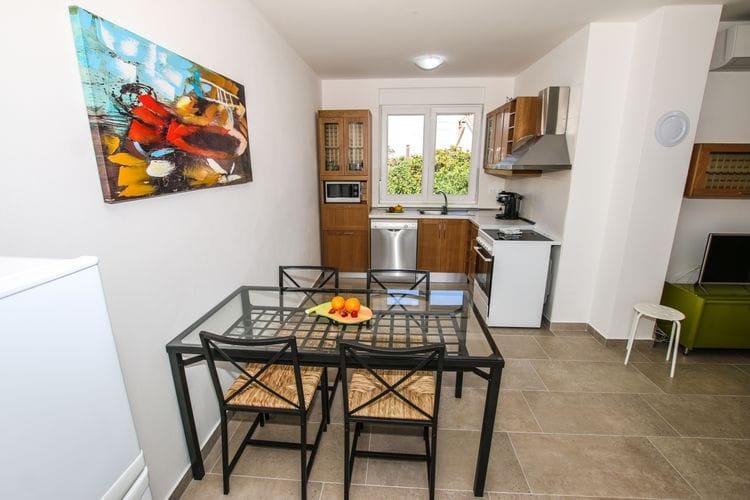 Appartement Kroatië, Istrie, Funtana Appartement HR-52542-06