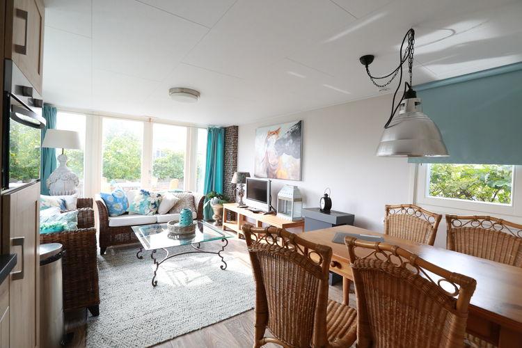 Vakantiewoning Nederland, Noord-Holland, Hippolytushoef Chalet NL-1777-30