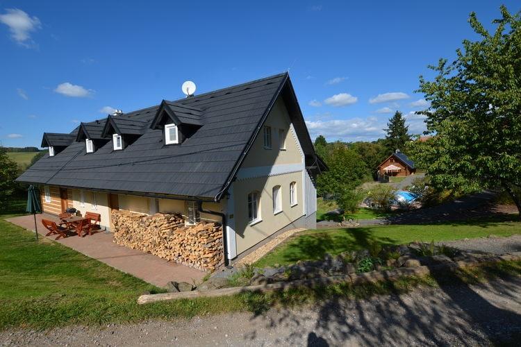 met je hond naar dit vakantiehuis in Bystrá nad Jizerou