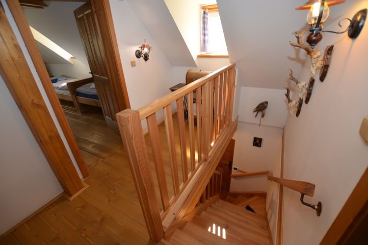 vakantiehuis Tsjechië, Reuzengebergte - Jzergebergte, Bystrá nad Jizerou vakantiehuis CZ-51301-10