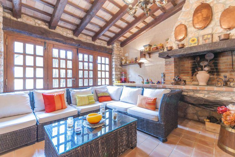 Vakantiehuis spanje, Costa Dorada, santa oliva Vakantiehuis ES-00024-40