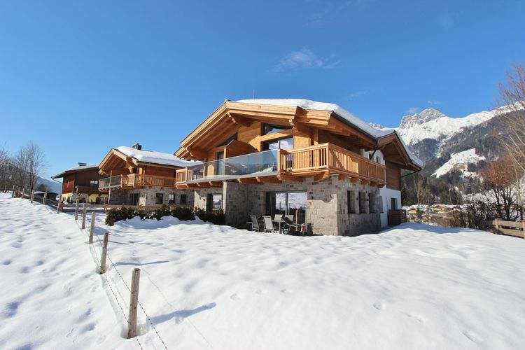 Chalet Schneeflocke Leogang - Accommodation