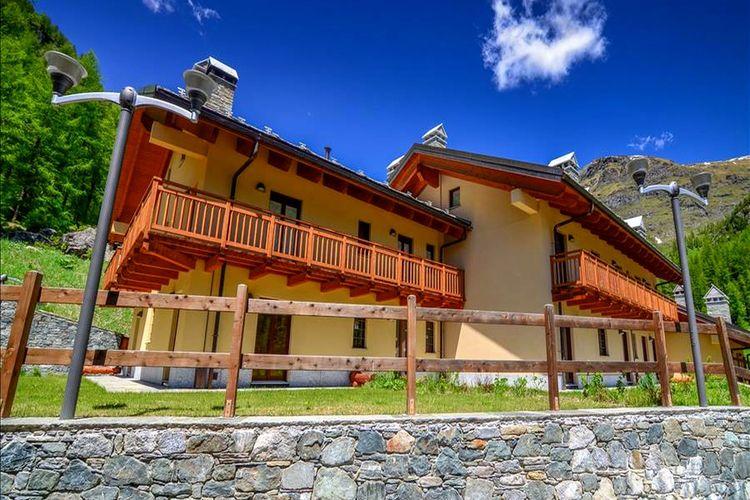 Vakantiewoning Italië, Val-daosta, Gressoney-La-Trinité Chalet IT-11020-36