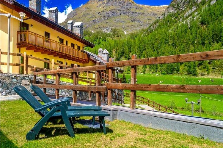 Chalet huren in Val-daosta -   met wifi  voor 4 personen
