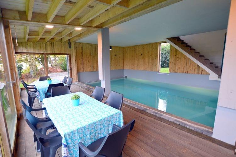 Vakantiehuizen Belgie | Luik | Boerderij te huur in Waimes met zwembad  met wifi 20 personen
