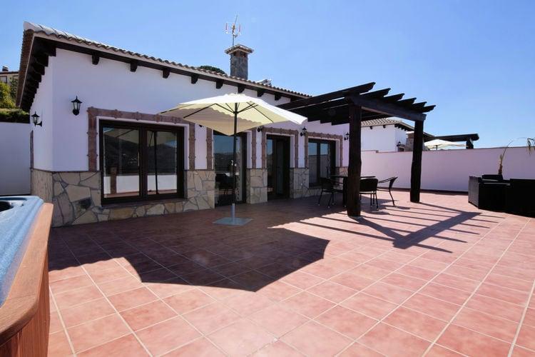 Vakantiewoning huren in Canillas-de-Albaida - met zwembad  met wifi met zwembad voor 4 personen  Mooi gelegen, volledig gelijkvloer..