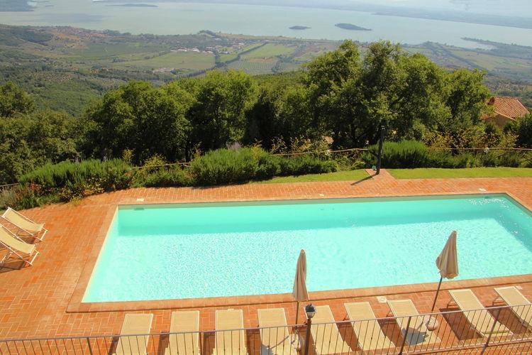 Villa Italië, Umbrie, Tuoro sul Trasimeno Villa IT-06069-29