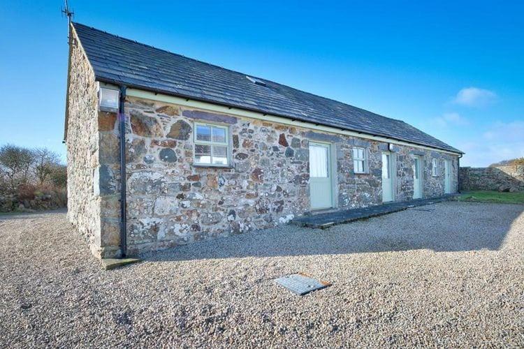 Groot-brittannie Boerderijen te huur Stenen boerderij met hoge plafonds en houtkachel in de prachtige natuur