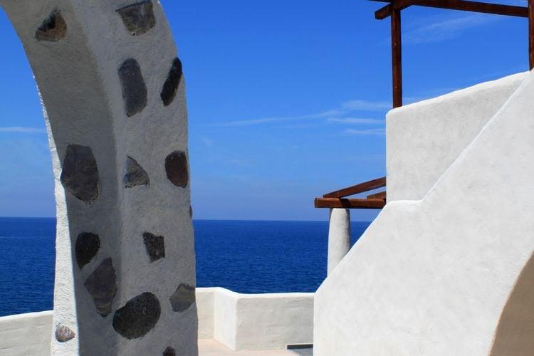 Appartement  met wifi  Acquacalda  Prachtig appartement in residence met schitterend zeezicht op Eolische eilanden