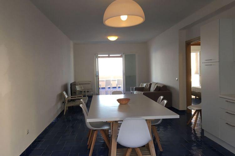 Vakantiewoning Italië, Sicilia, Acquacalda Appartement IT-00021-44