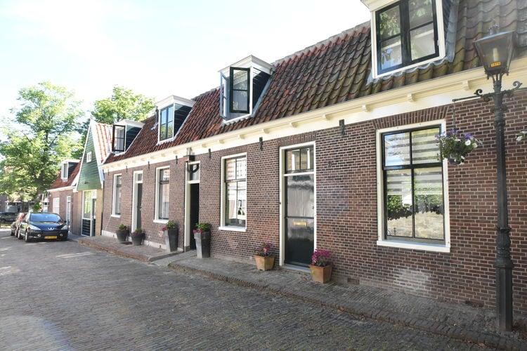 Vakantiehuizen Nederland | Noord-Holland | Vakantiehuis te huur in Edam   met wifi 4 personen