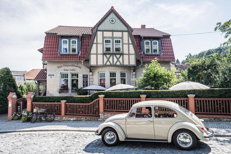 Vakantiehuizen Duitsland | Berlijn | Appartement te huur in Quedlinburg-OT-Gernrode   met wifi 5 personen