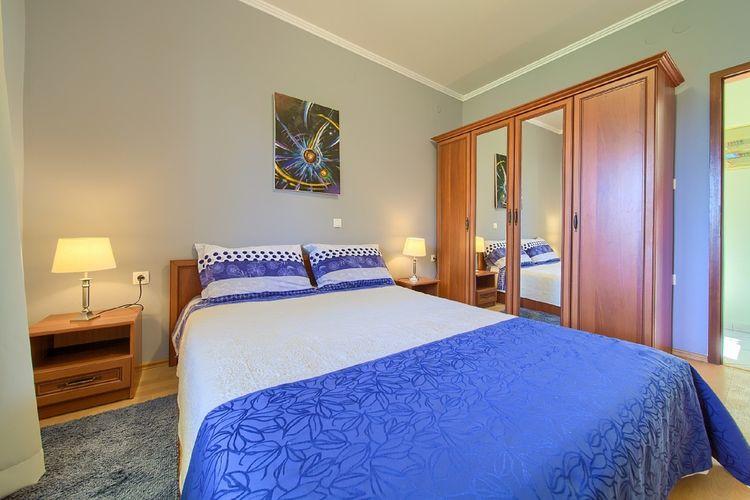 Appartement Kroatië, eld, Porat Appartement HR-00005-43