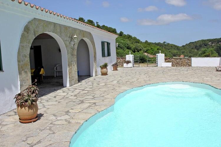 vakantiehuis Spanje, men, Mercadal vakantiehuis ES-00024-80