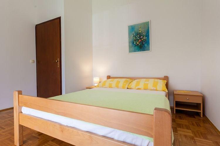 Appartement Kroatië, eld, Malinska Appartement HR-00005-56
