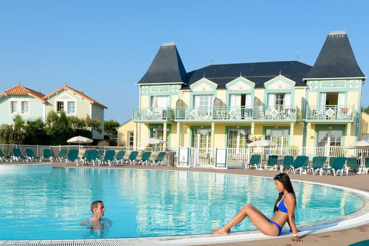 vakantiehuis Frankrijk, Pays de la loire, Talmont-Saint-Hilaire vakantiehuis FR-85440-38