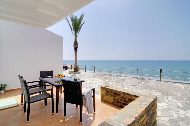 Myrtos Mare Seafront Studio  Crete Greece