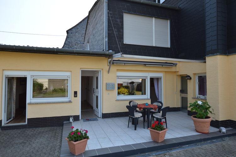 Vakantiehuizen Duitsland | Hunsruck | Appartement te huur in Buch   met wifi 2 personen