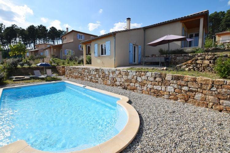 Villa met zwembad met wifi  Joyeuse  Villa Joyeuse 36
