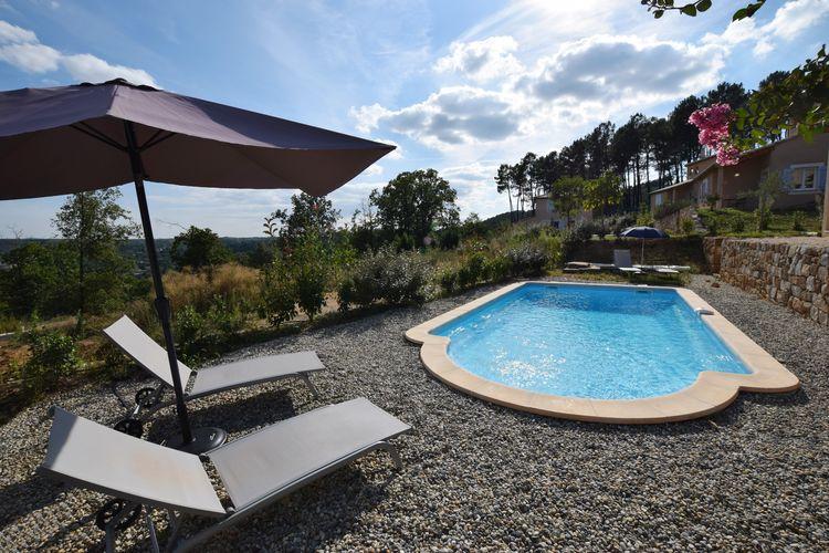 Villa met zwembad met wifi  ArdecheVilla Joyeuse 38