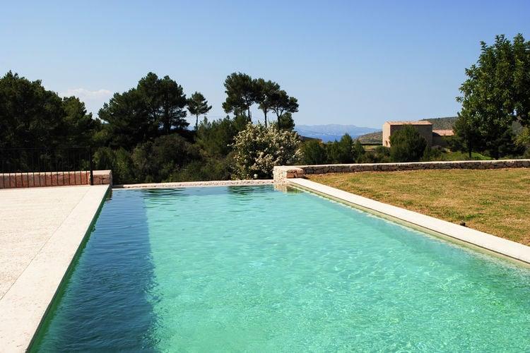 Vakantiehuizen Arta te huur Artà- ES-07570-12 met zwembad  met wifi te huur
