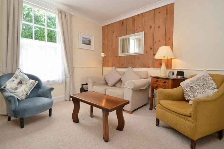 vakantiehuis Groot-Brittannië, Devon, Dartmouth vakantiehuis GB-00005-62