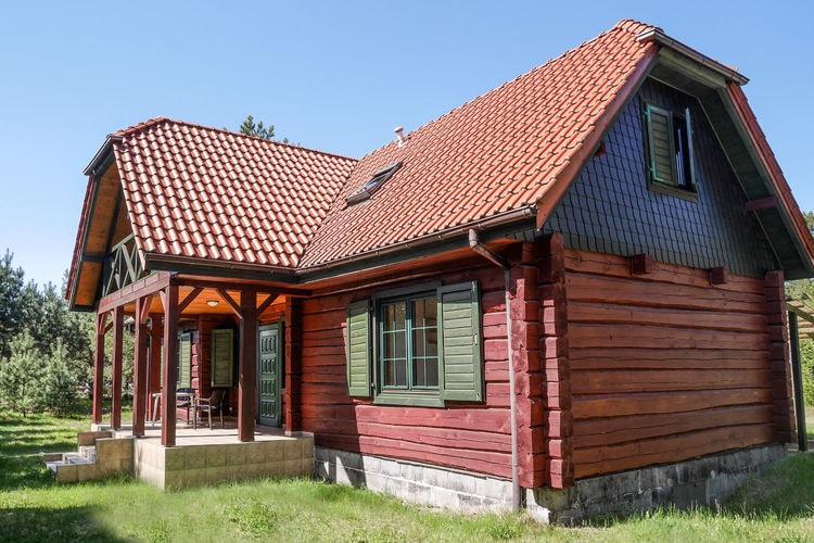 vakantiehuis Polen, pom, Czarny Młyn vakantiehuis PL-00000-52