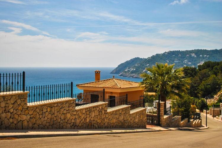 Villa Spanje, Mallorca, Canyamel Villa ES-00025-03