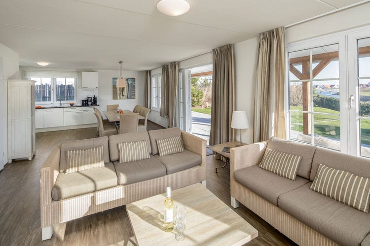 Villa Nederland, Zeeland, Cadzand-Bad Villa NL-4506-43