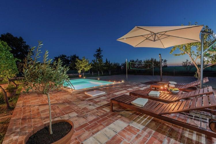 vakantiehuis Kroatië, Dalmatie, Zemunik vakantiehuis HR-00005-68