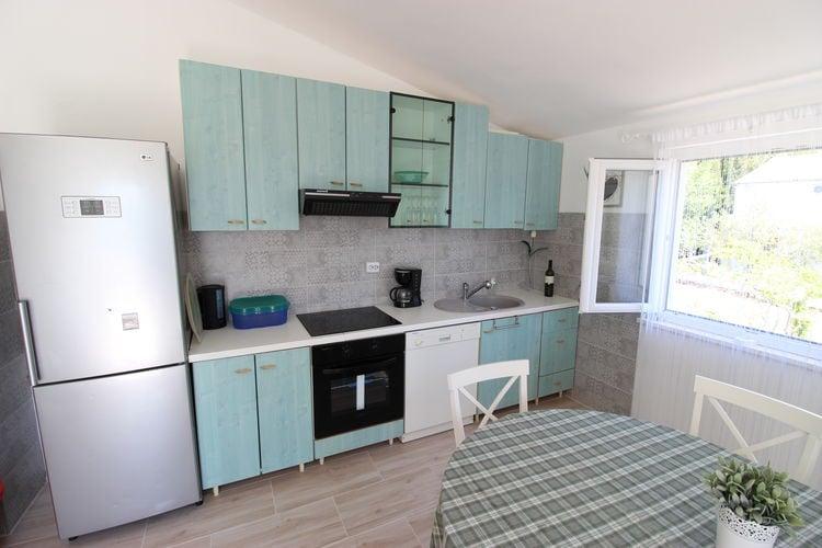 Appartement Kroatië, Dalmatie, Seline Appartement HR-23244-23