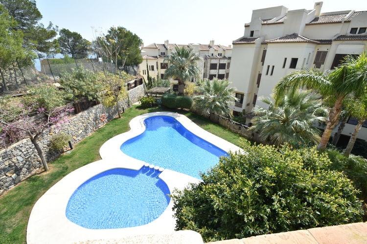 Appartement Spanje, Costa Blanca, Altea Appartement ES-00022-105