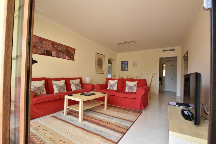 Appartement met zwembad met wifi  Costa BlancaCasa Buena Vista