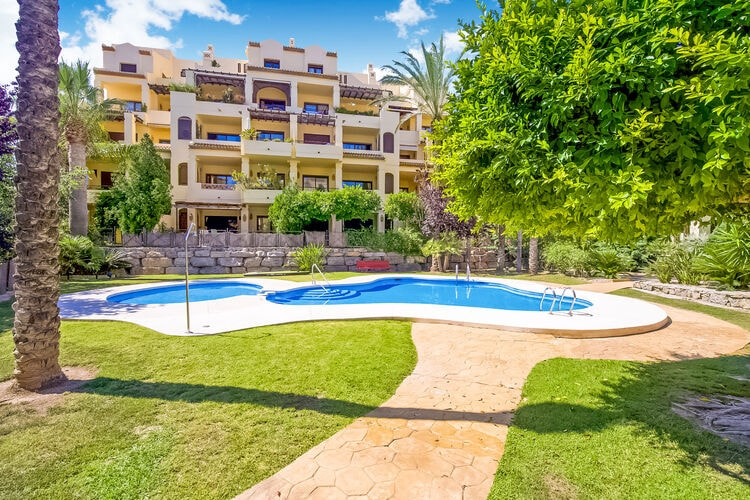 Appartementen Spanje | Costa-Blanca | Appartement te huur in Altea met zwembad  met wifi 4 personen
