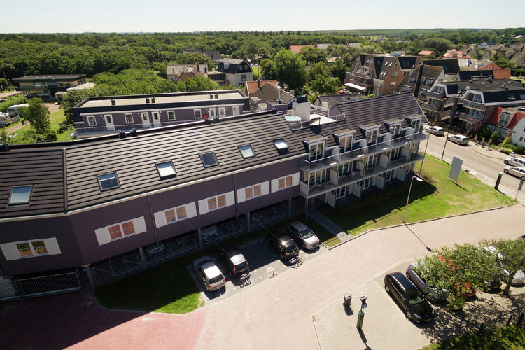 Appartement huren in De-Koog -  nabij Strand met wifi  voor 2 personen  In De Koog op Texel heeft Strandpl..