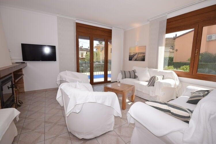 Villa Spanje, Costa Brava, Calonge Villa ES-00025-16