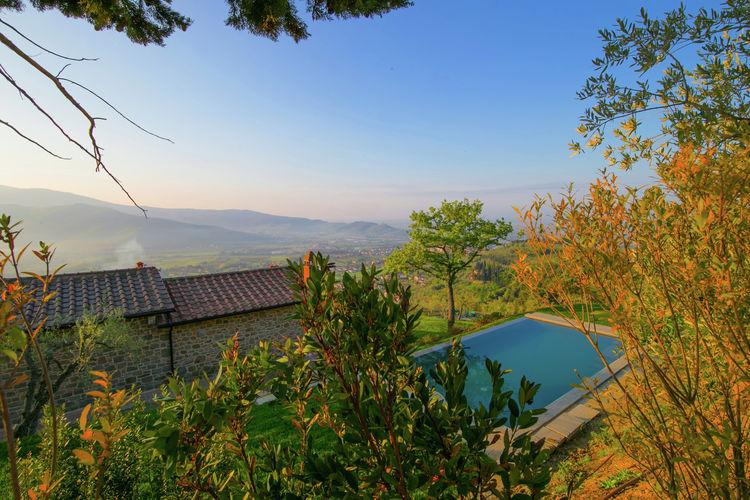 Villa Italië, Toscana, Castiglion Fiorentino Villa IT-52043-51