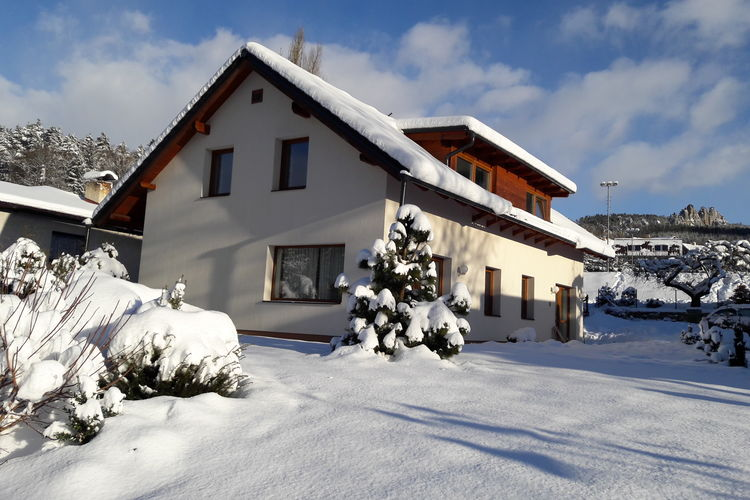 Appartement Tsjechië, Reuzengebergte - Jzergebergte, Malá Skála Appartement CZ-46831-02