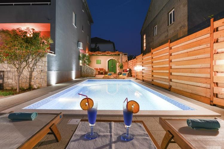 Villa Kroatië, Dalmatie, Zadar Villa HR-00005-79