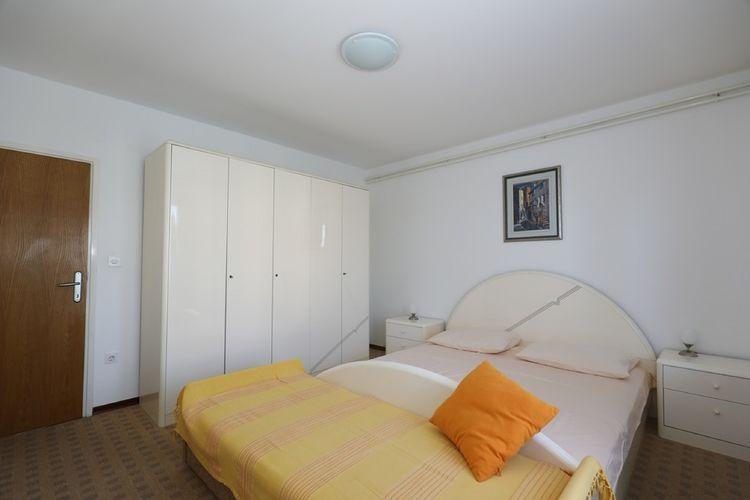 Appartement Kroatië, eld, Malinska Appartement HR-00005-80