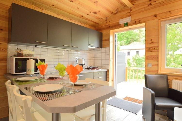 Vakantiewoning België, Luik, Vieuxville Chalet BE-4190-58