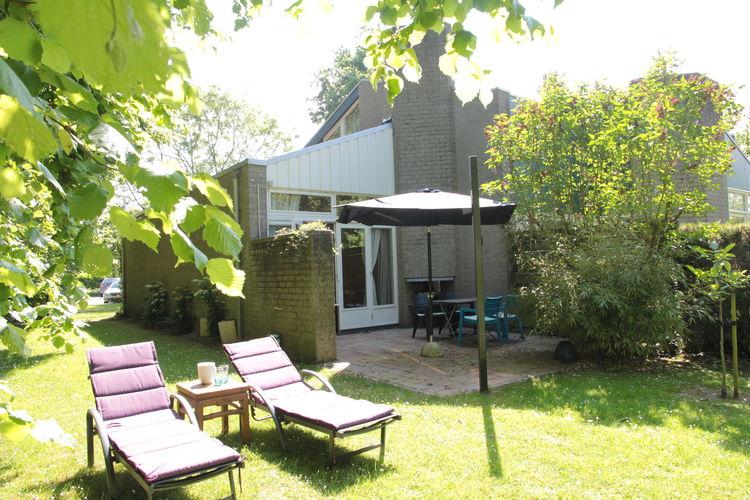 Gezellig en knus vakantiehuis met een zonnige tuin en vlakbij het Veerse Meer