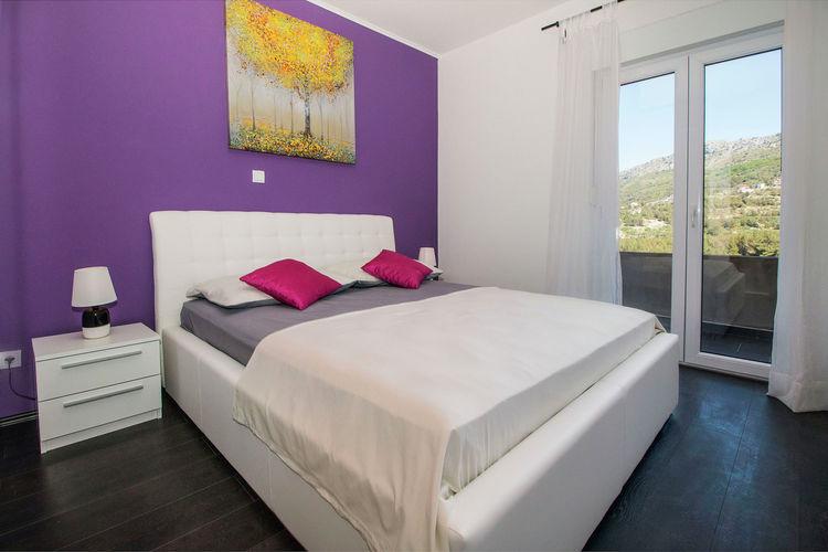 vakantiehuis Kroatië, Dalmatie, Podstrana vakantiehuis HR-00005-85