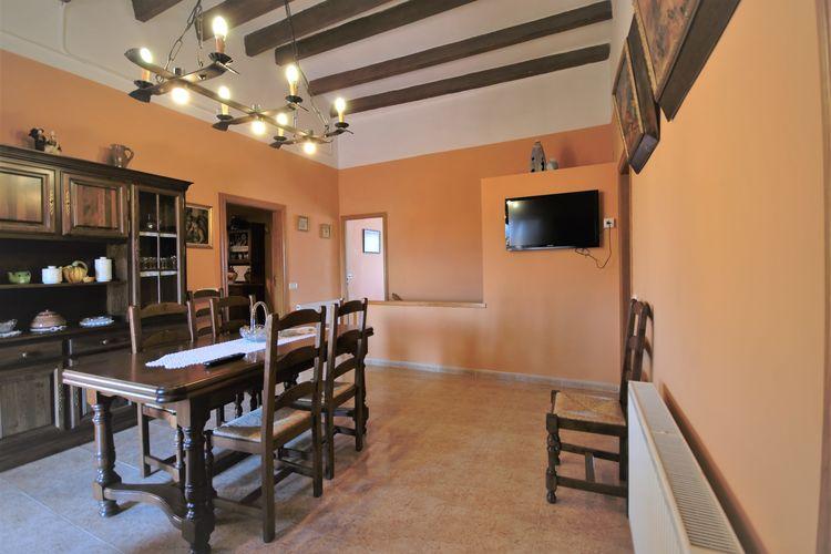 Vakantiewoning Spanje, Costa Brava, Vilasacra vakantiewoning ES-17485-03