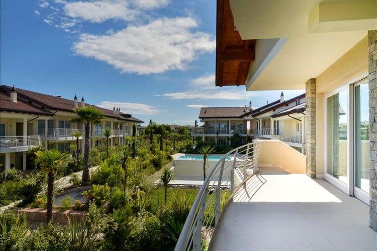 Appartement Italië, Italiaanse Meren, Sirmione Appartement IT-25019-19