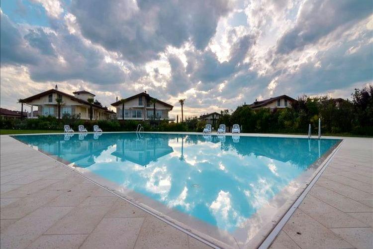 Appartement met zwembad met wifi  SirmioneResidenza Caesar - Teodoricus I19