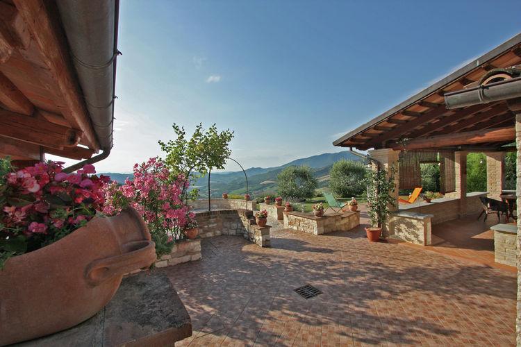 Ferienhaus Villa Giuseppe (2196361), Cagli, Pesaro und Urbino, Marken, Italien, Bild 20