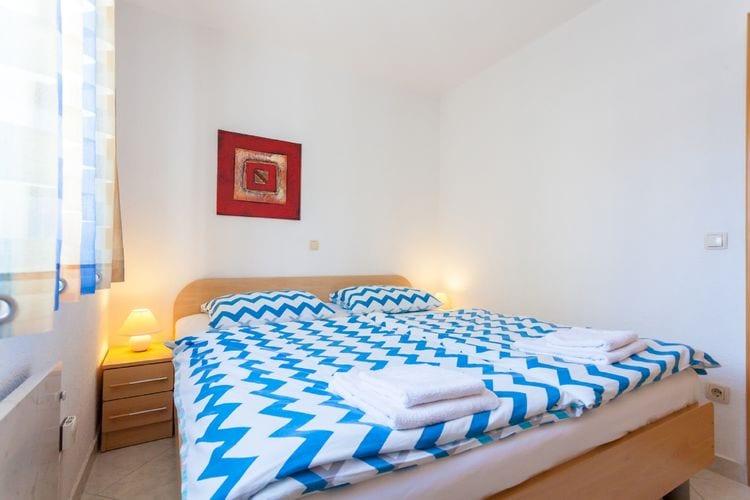 Vakantiewoning Kroatië, eld, Malinska Appartement HR-00005-96