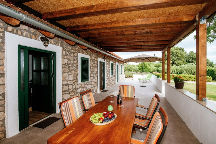 vakantiehuis Kroatië, Dalmatie, Kakma vakantiehuis HR-23423-03